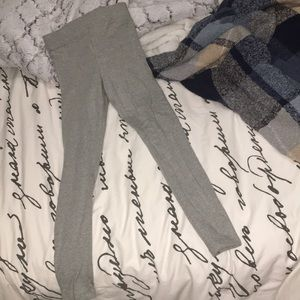 Forever 21 grey leggings